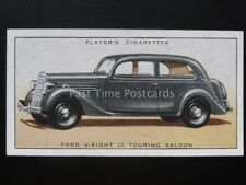 No.18 FORD V-EIGHT 22 TOURING SALOON - Motor Cars, A Series - John Player 1936