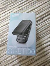 Samsung GT E1190-Gris Teléfono Móvil