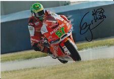 Eric Granado mano firmado 7x5 Foto Mapfre Aspar Moto 3 MotoGP 2.