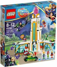 Tank DC Super Hero Girls LEGO Complete Sets & Packs