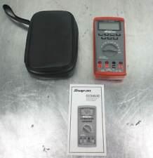 Snap-On Eedm504D Auto-Ranging Digital Multimeter