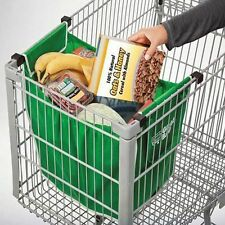 Pack Clips To Cart Shopping Eco-friendly Reusable Grab Bag