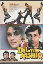 Dil Tera Aashiq - Salman Khan, Madhuri [Dvd] Video sound Released USA Made