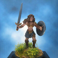 Painted Reaper Miniature Brianna of the Blade