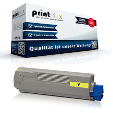 compatible toner cartridge for OKI MC860 CDTN CDXN DN 44059209 Yellow