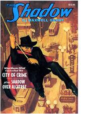 The Shadow #16 City of Crime & Shadow Over Alcatraz Sanctum PB Maxwell Grant OOP