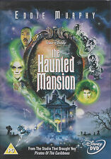 THE HAUNTED MANSION - Eddie Murphy (Disney DVD 2004)