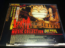 8152 ONE PIECE The Movie Dead End Adventure Music Collection Anime SOUNDTRACK CD