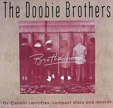 Doobie Brothers 1991 Brotherhood Original Promo Poster
