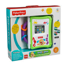 Laugh & Learn Apptivity Storybook Reader NIB Fisher Price