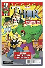 THOR ANNUAL #1 (guillroy couverture variante, avril 2015), NM NEUF