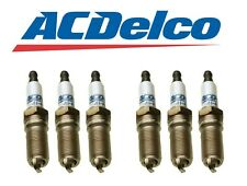 For Buick Enclave LaCrosse GMC Acadia 2013 3.6L V6 Set Of 6 Spark Plugs AcDelco