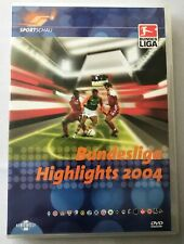 ? DVD  ?  BUNDESLIGA HIGHLIGHTS 2004  ?  ARD-Sportschau  ?  Saison 2003 / 04  ?