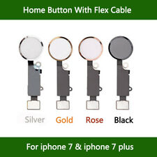 Home Button Main Key Flex Cable Replacement Assembly For iphone 7 iphone 7 Plus