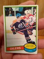 1980-81 O-Pee-Chee Wayne Gretzky  No. 250