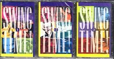 Swing Time: The Fabulous Big Band Era 1925-1955 - Set of 3 Cassette Tapes