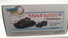 DRAGON ARMOR Panzer IV mit Kübelwagen Item 60407