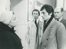 ALAIN DELON SIMONE SIGNORETLES GRANGES BRULEES 1973 PHOTO ORIGINAL #4