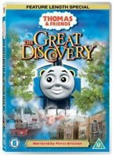 Thomas & Friends - The Great Discovery 2008 DVD by Pierce Brosnan Simon SPE