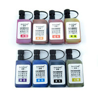 25ml Refill Alcohol Ink For Refilling POP Poster Advertising Marker Pen 8 Colors
