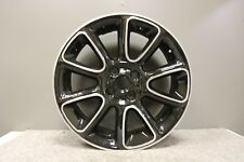 "GENUINE ORIGINAL MINI COOPER S 17"" ALLOY WHEEL SANDBLAST TURNED 132 6850504 R56"
