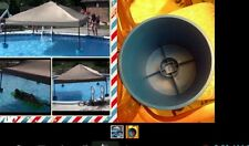 New Float Your Canopy/Shade In Your Swimming Pool *Watch Video*