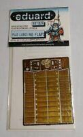 EDUARD 1:48 SCALE PHOTO ETCHED METAL DETAIL SET - P40 LANDING FLAPS - 48-024