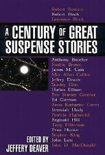 A Century of Great Suspense Stories (2001, Hardcover)