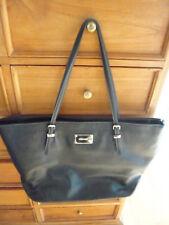 99cd2bed9b7a4 Neues AngebotEdle große Tasche Shopper Leder NINE WEST schwarz - neuwertig