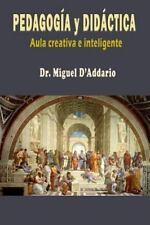 Manual de Pedagogía y Didáctica : Aula Creativa e Inteligente by Miguel...