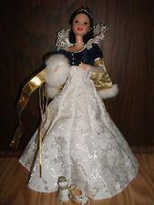Snow White Holiday Princess Barbie  doll *3rd in Series 1998 Vintage Rare HTF