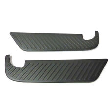 OEM NEW Rear Right & Left Bumper Scuff Step Pad Cover Set F-150 F-250 Styleside