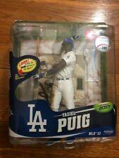YASIEL PUIG NIB MCFARLANE LOS ANGELES DODGERS MLB