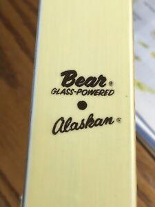 Vintage 1966 Fred Bear Archery Alaskan Recurve Bow