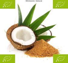 500g Bio Sucre de Fleur Noix Coco,Qualité des Aliments Crus sans Additifs,100%