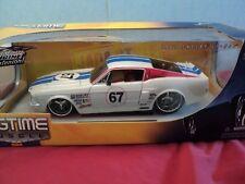 Jada 1967 Shelby Mustang GT 500  NIB 1/18 scale  2006 release  HTF