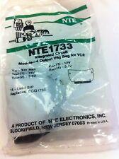 Nte-1733 or Nte1733 or Ecg1733 integrated circuit module 15 lead Sip all new