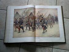 REVUE L ILLUSTRATION RELIURE ANNEE 1914 2eme SEMESTRE BON ETAT
