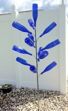 "Cubby's BOTTLE TREE.. ""The Crab-Apple ""  SIX FEET HIGH holds 13 bottles!"