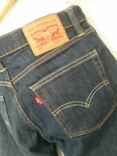 #5 LEVI'S STRAUSS & CO Men 511 Slim Stretch Jeans Size W32 L32 selvedge edge