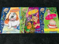 Gigglers books Collection -3 Books- home reading Age 5+ N6