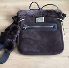 Chocolate Brown Ugg Sheepskin Handbag Austrila
