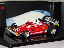 FERRARI 312 T2 #11 N. LAUDA 1977 HOT WHEELS ELITE N5581 1/43