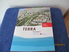 TERRA Geographie 9 Arbeitsbuch + eBook ISBN: 9783121044528 NEU