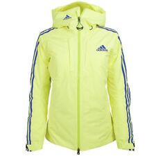 adidas Damen Cross-Country Coach Jacke mit Kapuze Winterjacke Wintersportjacke