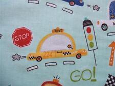sobre nuestros sentidos Verde Azulado dibujo Autos Camiones TAXI AMBULANCIA