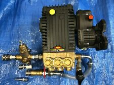 More details for f/p ws2030 interpump 200bar 3000psi @ 30ltrs pump gearbox unloader prime frost