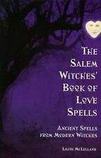 SALEM WITCHES BOOK OF LOVE SPELLS BOOK  LILITH MCLELLAND