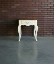 End Table ~ Chairside Table ~ Country French End Table by Ethan Allen