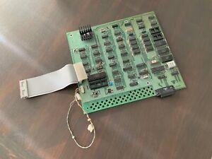 Vintage Commodore Super Pet Combo Board assy no 9000007 Rev D fab no 9000008 CBM